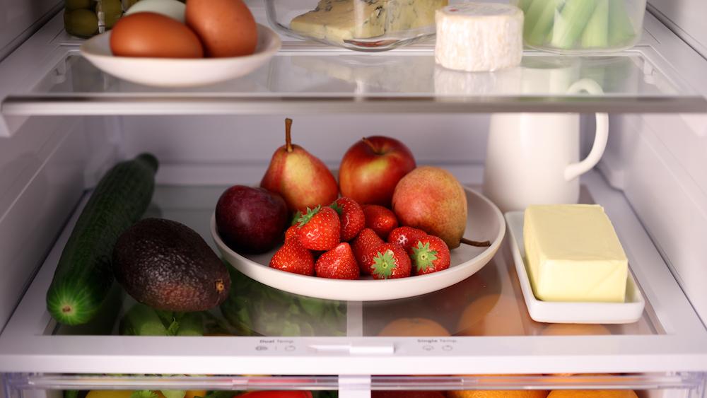 Bewaartips voor levensmiddelen in de koelkast tegen voedselverspilling #koelkast #samsung #indelen #bewaartips