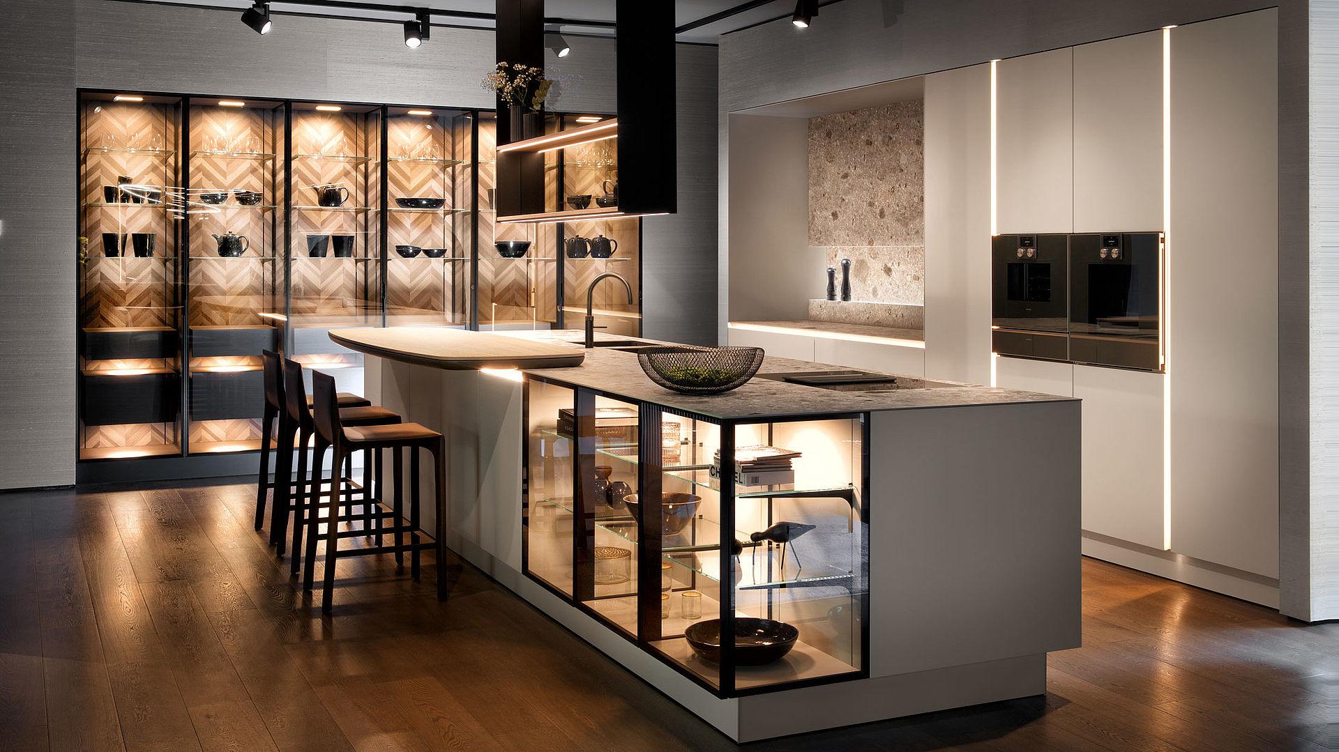 Nieuwe Design Keuken : De nieuwe greeploze designkeuken van siematic nieuws startpagina