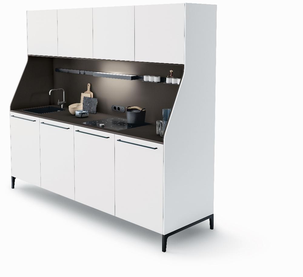Vrijstaande keukenunit URBAN lifestyle - SieMatic 29