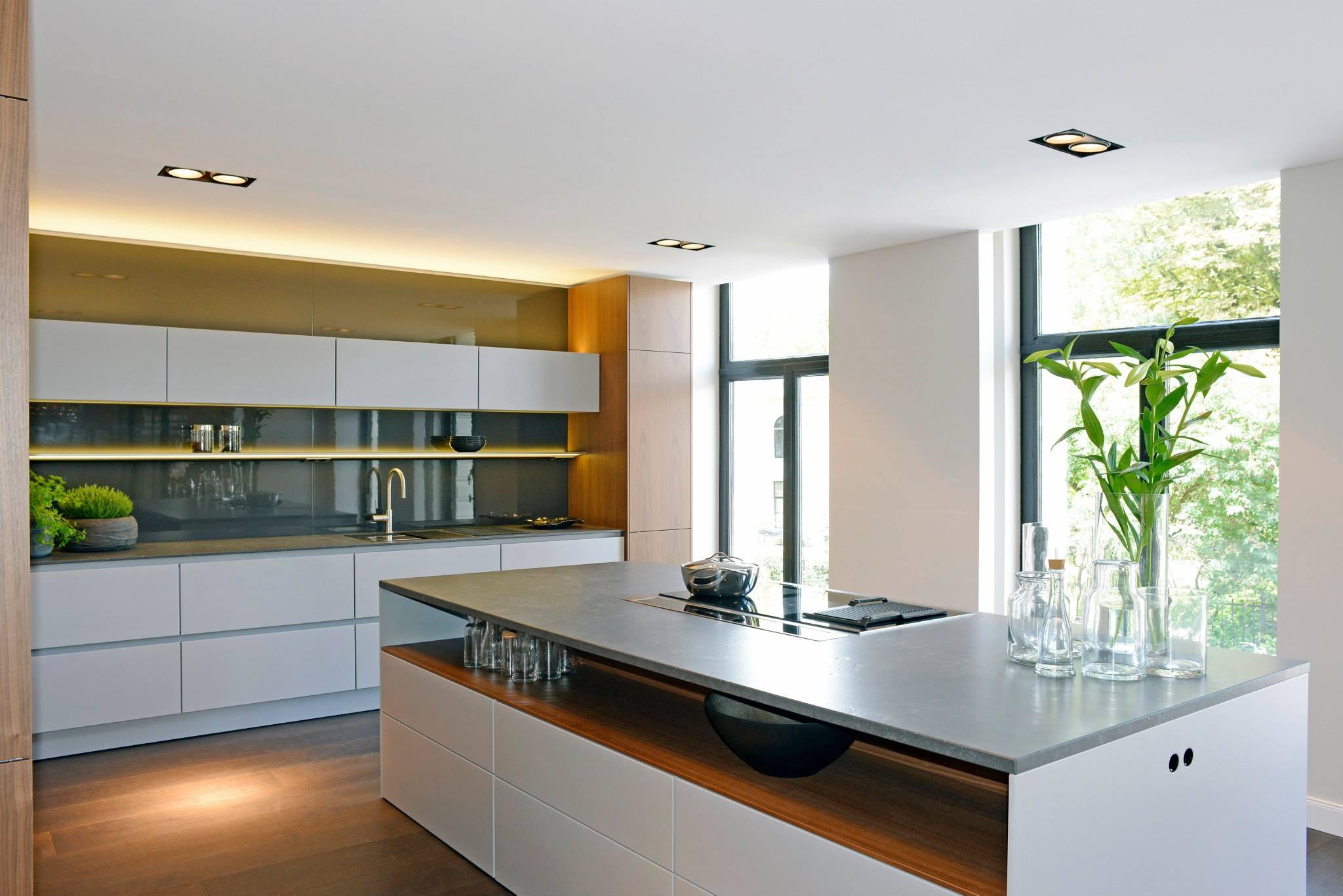 Siematic Keuken Accessoires : SieMatic keuken Pure S2 Flagship Store aan het Vondelpark