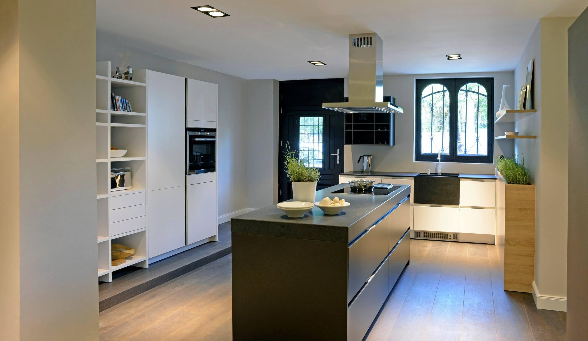 siematic flagship store in amsterdam nieuws startpagina voor keuken idee n uw. Black Bedroom Furniture Sets. Home Design Ideas