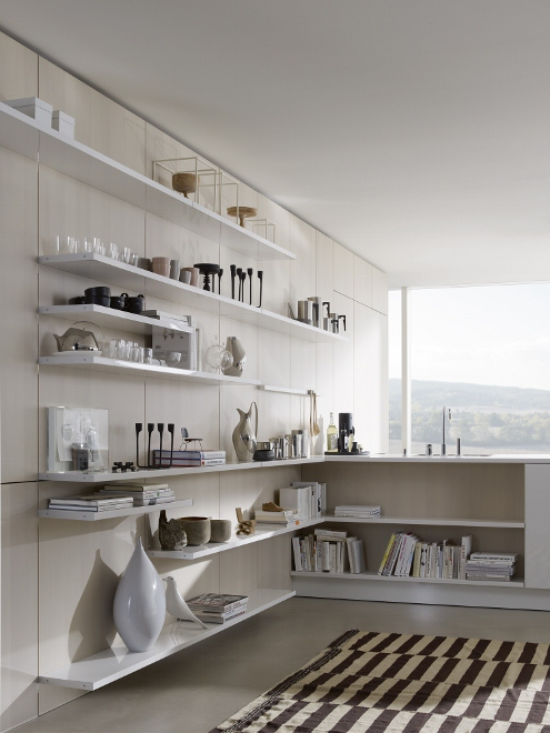 SieMatic FloatingSpaces wand