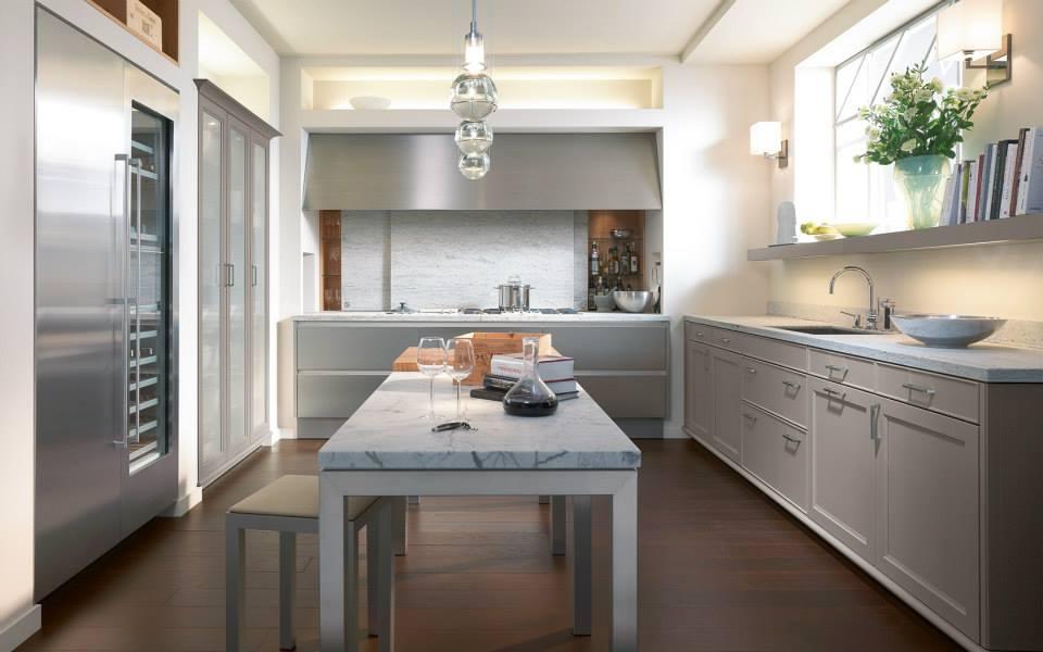Moderne Keukens Belgie : BeauxArts: moderne klassieke keuken - Nieuws ...