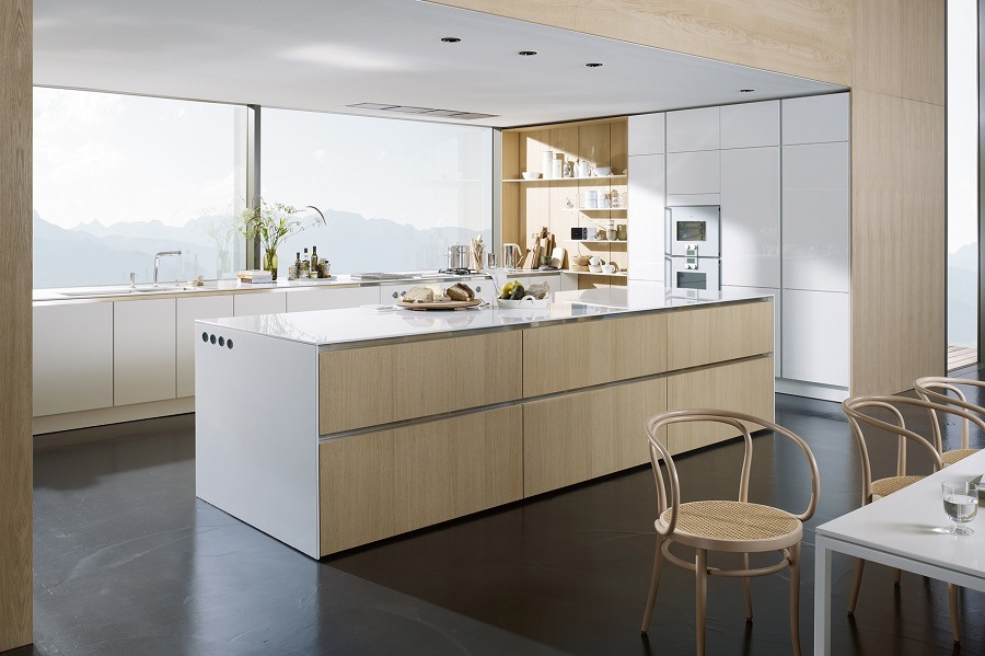 Stopcontacten In Keuken : Design stopcontacten van siematic uw keuken