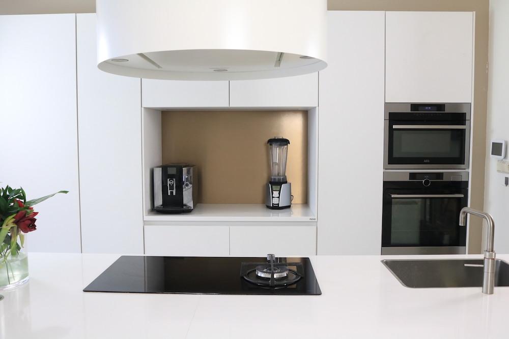 Witte keuken met kookeiland SieMatic Pure Lifestyle #chickslovefood #droomkeuken #keukeninspiratie #siematic #wittekeuken