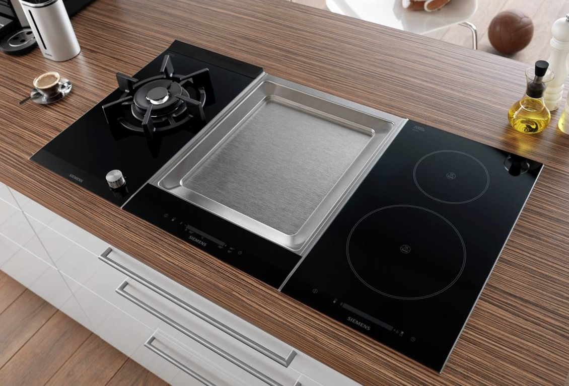 stel je ideale kookplaat samen met siemens domino nieuws startpagina voor keuken idee n uw. Black Bedroom Furniture Sets. Home Design Ideas