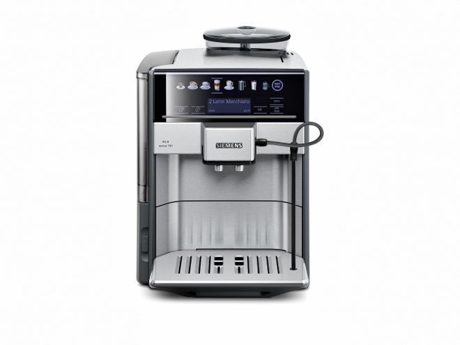 De nieuwe eq 6 koffievolautomaat van siemens nieuws for Keukenapparatuur hoofddorp