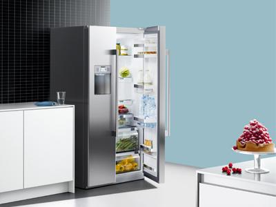 Siemens Coolduo Koel- vriescombinatie