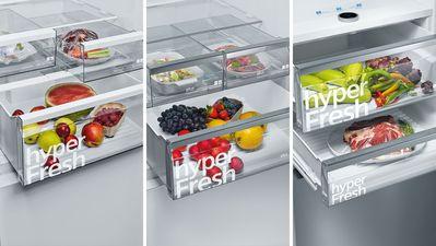 Siemens koel vriescombinatie met hyperfresh en iSensoric #koelkast #siemens #hyperfresh #isensoric