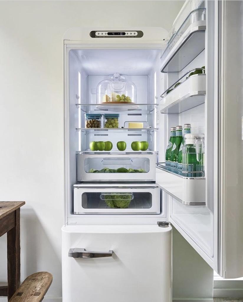 Smeg koelkast 2019 #smeg #smeglove #koelkast #keuken