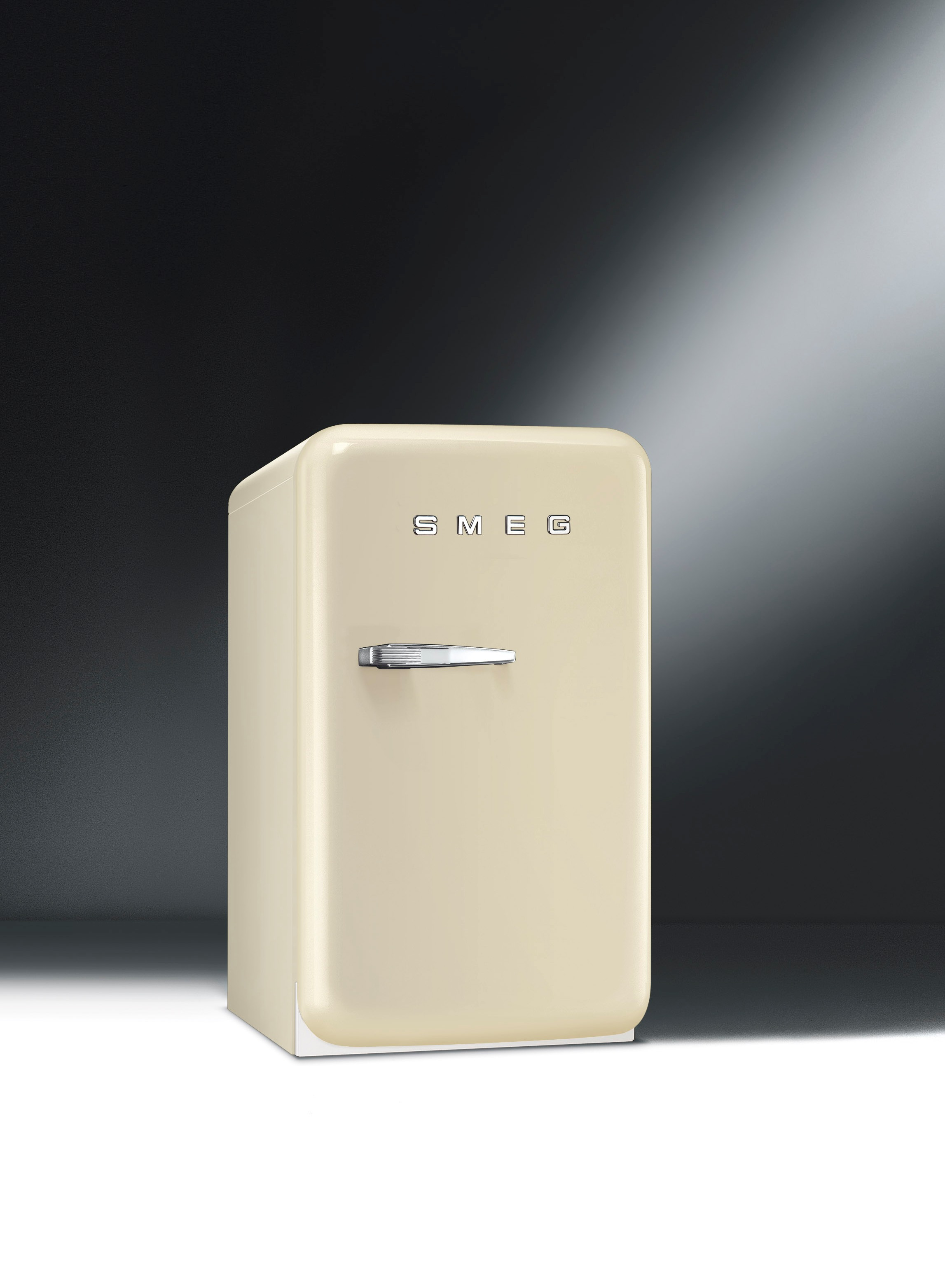 smeg mini-koelkast  klein maar fijn