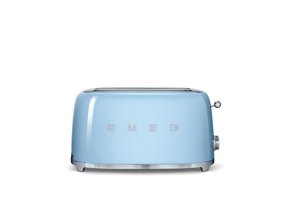 Smeg broodrooster blauw
