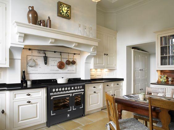 Beste Nieuw van Steel: de Oxford Range fornuizen... - UW-keuken.nl YI-72