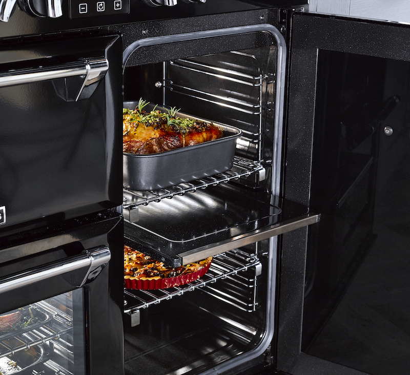 Ovens van een Stoves fornuis #stoves #stovesfornuis #ovens #keukeninspiratie
