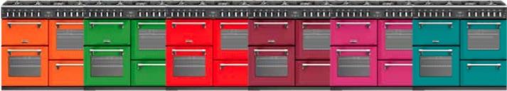 Stoves Richmond fornuis in alle keuren #stovesfornuis #fornuis #kleur #keuken #keukeninspiratie