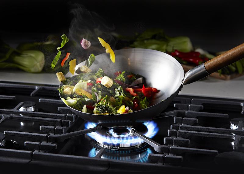 Stoves fornuis met wokbrander #stoves #stovesfornuis #wok #wokbrander #keukeninspiratie