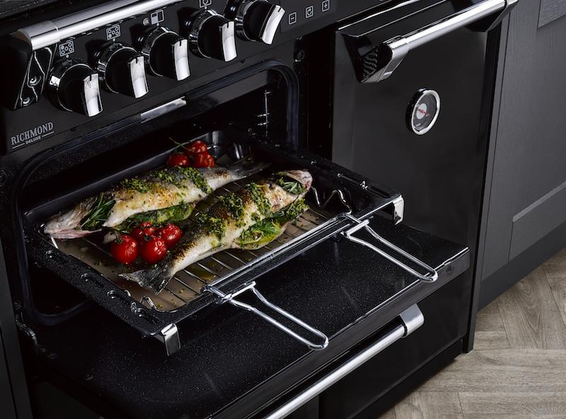 Oven van een Stoves fornuis #oven #stoves #stovesfornuis #keukeninspiratie