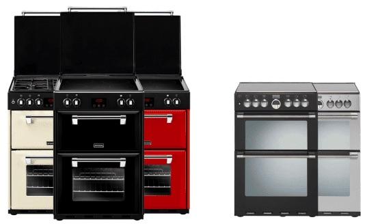 Stoves minifornuizen voor kleine keukens en tiny houses #fornuis #minifornuis #keuken #tinyhouses #stoves