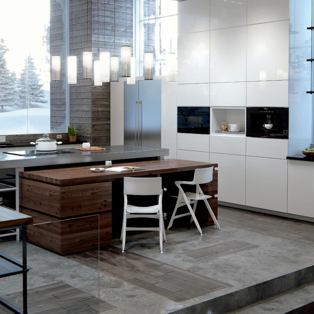 De nieuwe kook- en koelapparatuur van Sub Zero en Wolf. Collectie New Generation M-serie