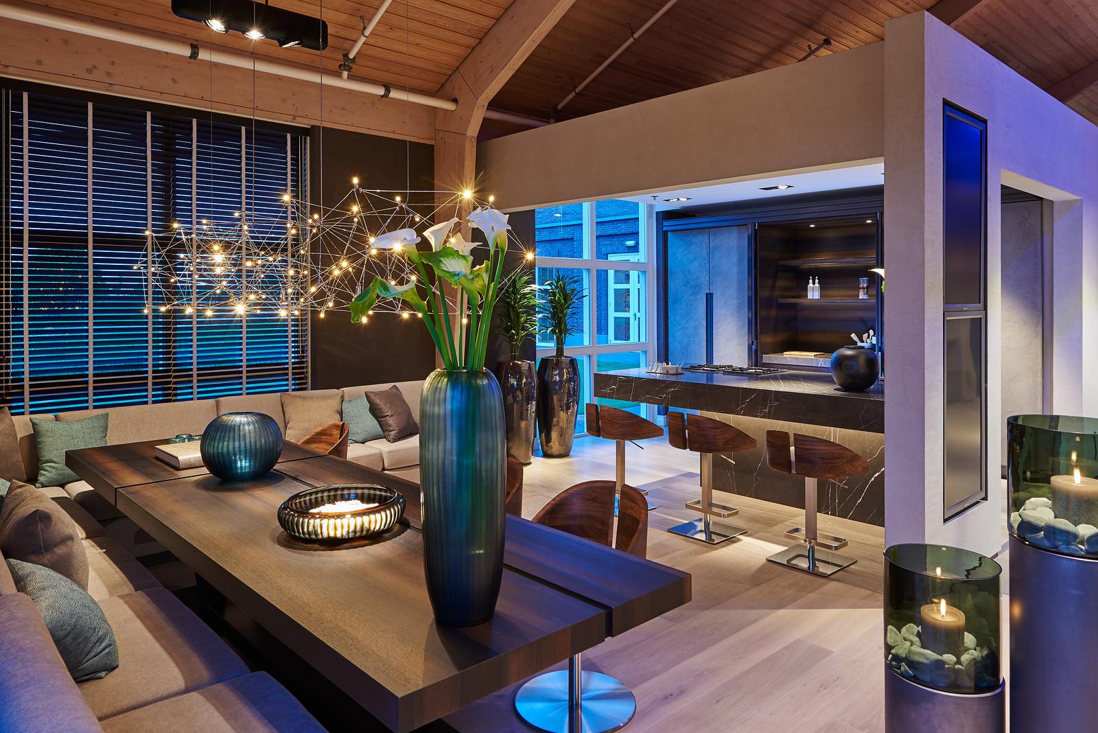 Exclusieve designkeukens by eric kant nieuws startpagina voor keuken idee n uw - Luxe marmer ...