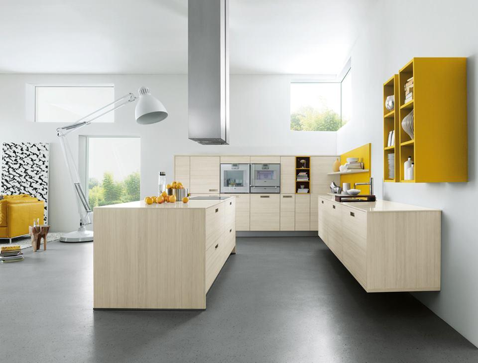 Keuken next 125 met kookeiland via Tieleman Keukens
