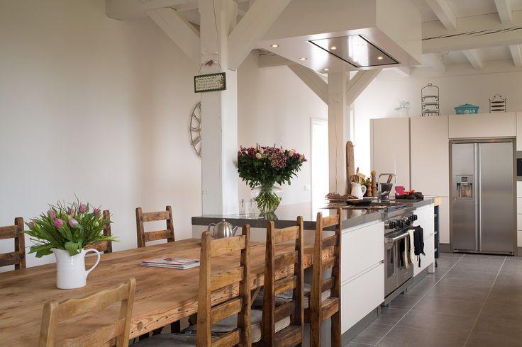 Landelijke keuken Nextline van Tieleman keukens