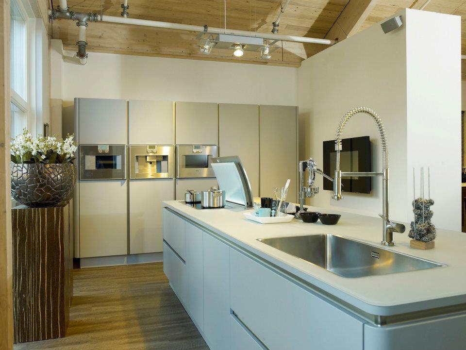 Een kookeiland het bruisend hart van je huis nieuws startpagina voor keuken idee n uw - Keuken centrum eiland ...
