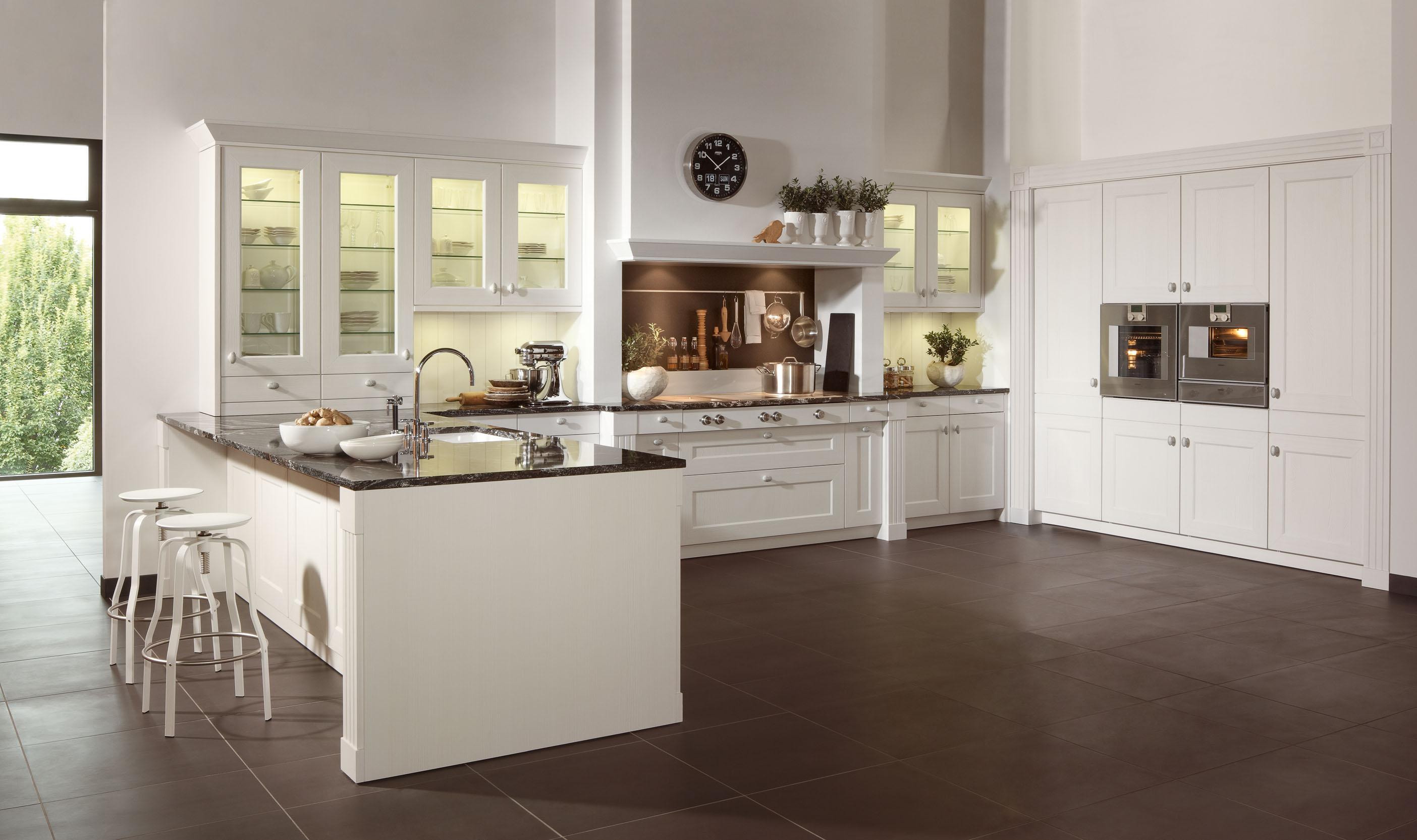 De designkeukens van zeyko nieuws startpagina voor keuken idee n uw - Witte keuken en hout ...