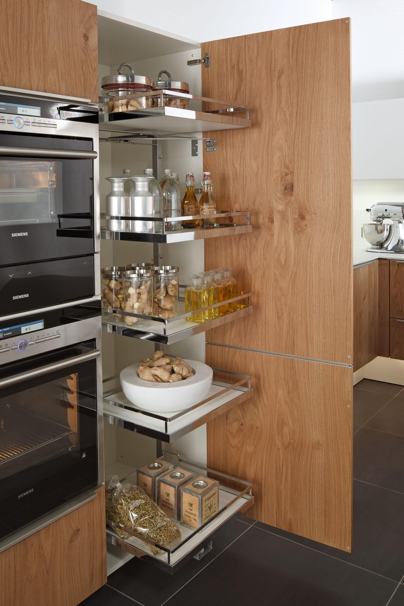 Planeo Asteiche opbergsysteem | Zeyko keuken