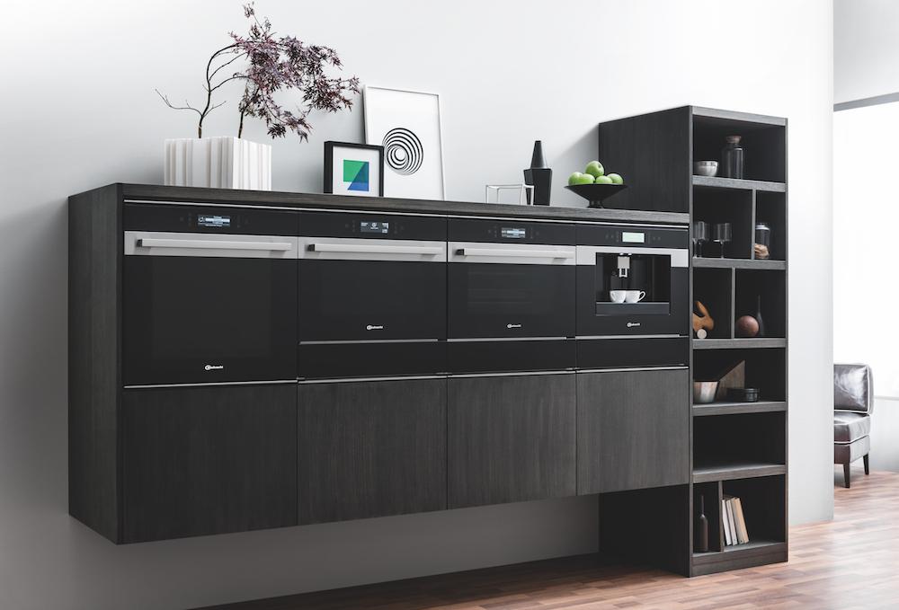 Bauknecht inbouwapparatuur Collection 9 premium design #keuken