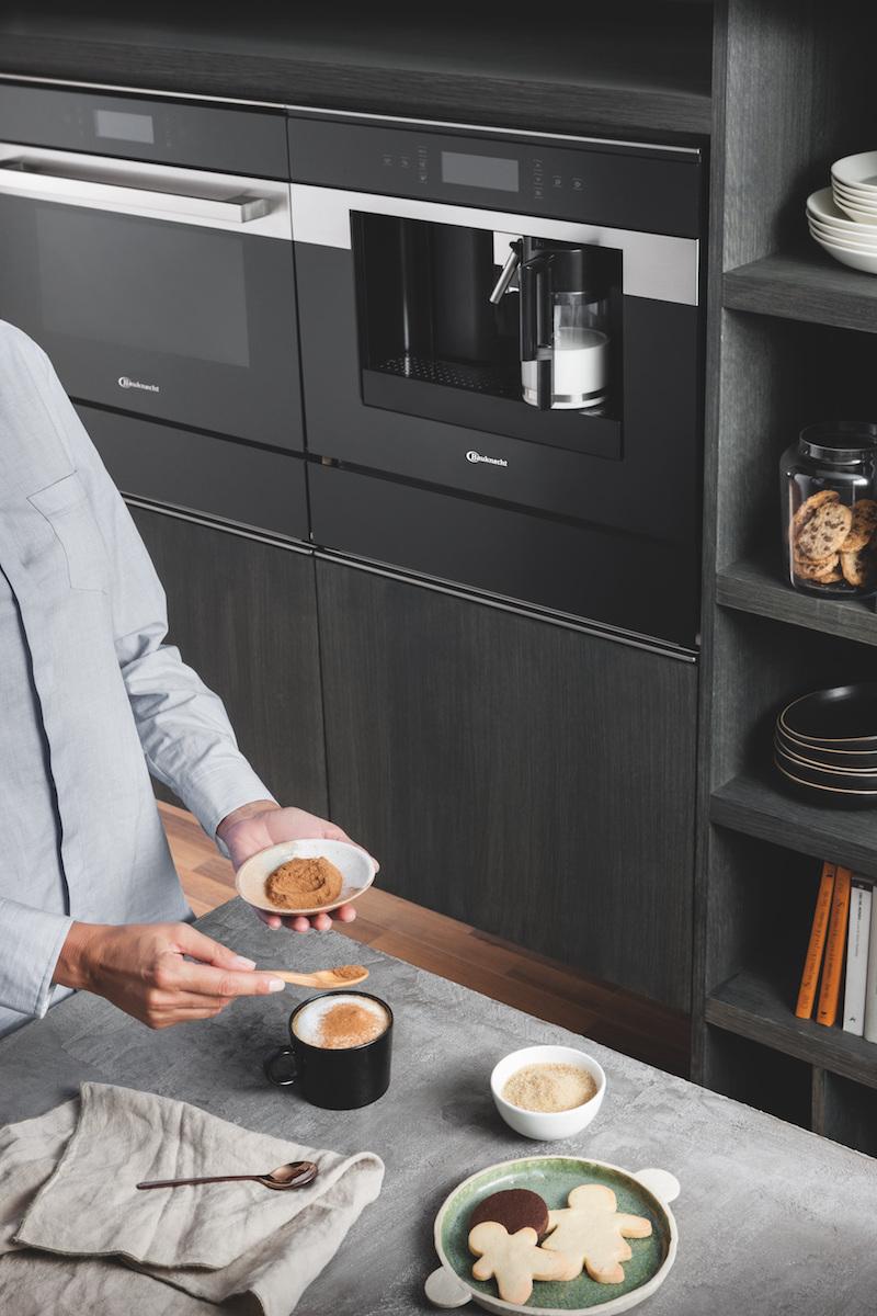 innovatieve inbouwapparatuur van Bauknecht Collection 9 - ovens en koffieautomaat #keuken #inbouwapparatuur #koffie #bauknecht
