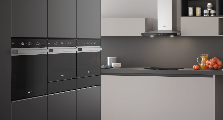 Inbouwapparatuur en keukenapparaten Bauknecht. Inbouwovens Collection 7 #keukenapparatuur #inbouwovens #ovens #keuken #bauknecht
