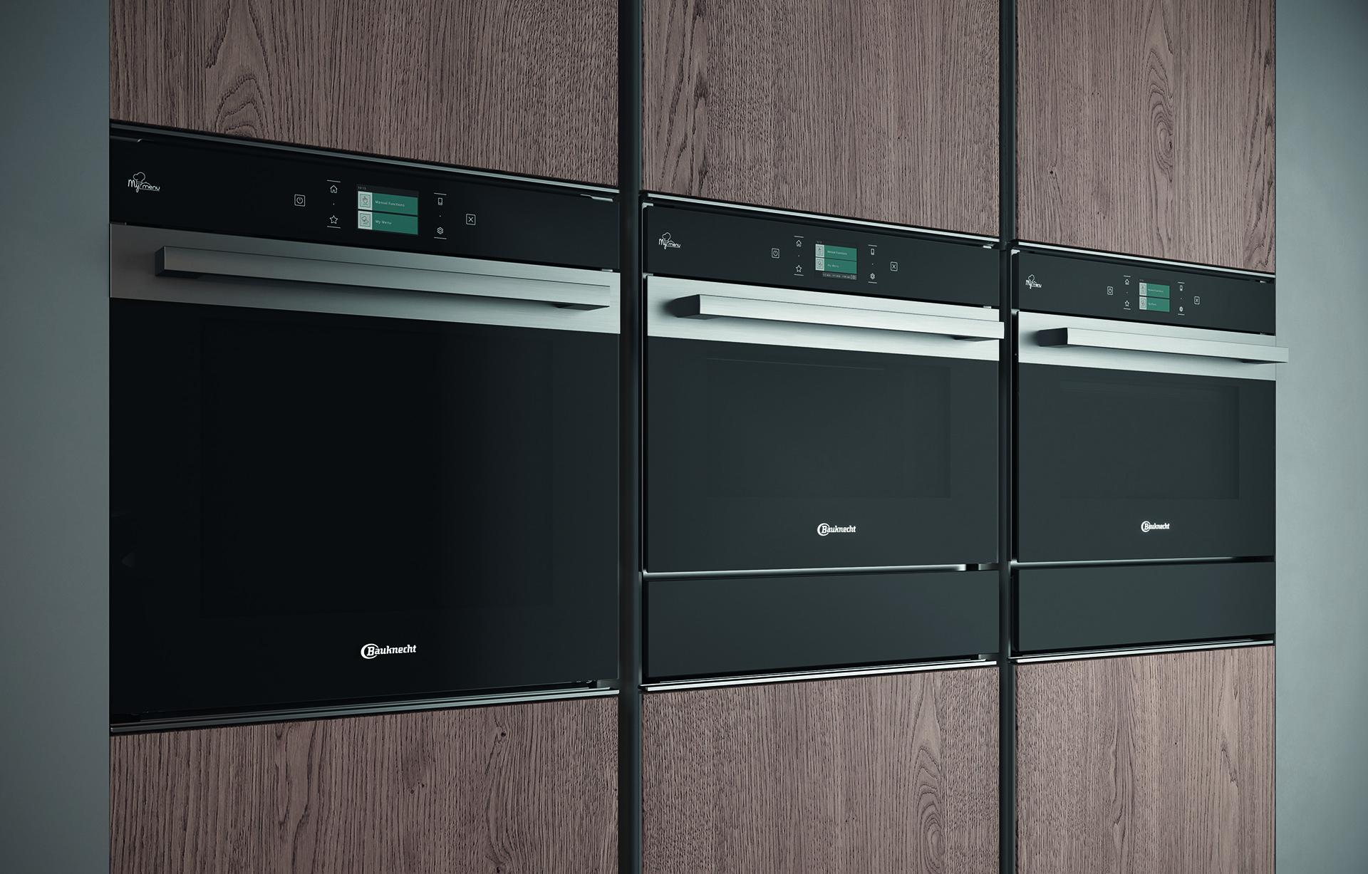 Bauknecht ovens. Energiezunige en gebruiksvriendelijke inbouwapparatuur #keukenapparatuur #inbouwapparatuur #ovens #bauknecht