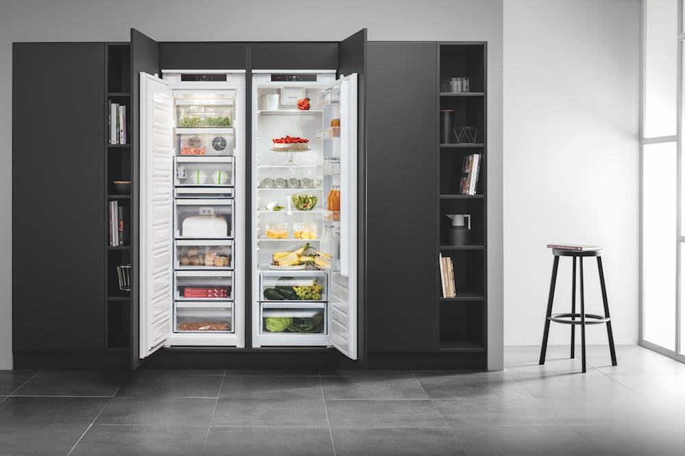 Side by side koelkast van Bauknecht #keuken #koelkast #sidebyside #bauknecht