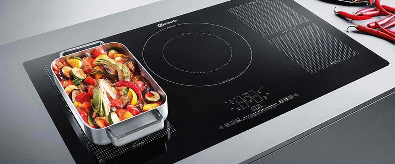 Gebruiksvriendelijke en energiezuinige keukenapparaten van Bauknecht. #keukenapparaten #kookplaten #inductie #Bauknecht