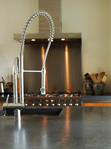 Keukenwerkblad beton   Betonkeuken