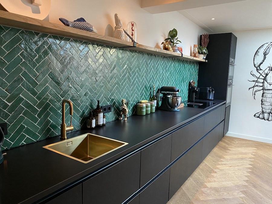 Tegels voor de keuken #designtegels #tegels #keukentegels #keuken