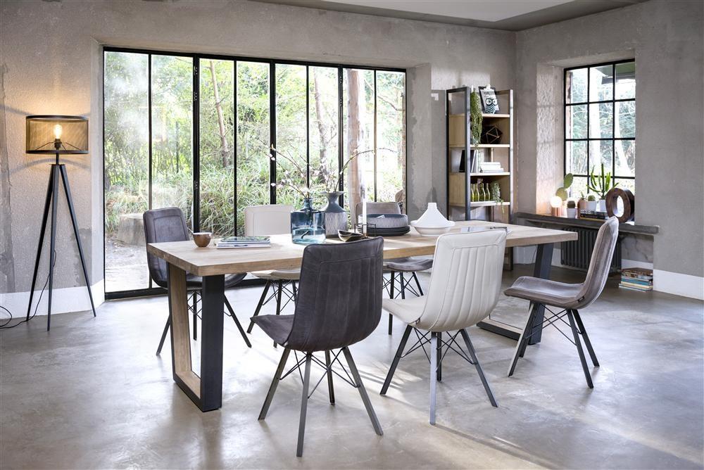 Eettafels van Henders & Hazel #eetkamertafel #eettafel #houtentafel