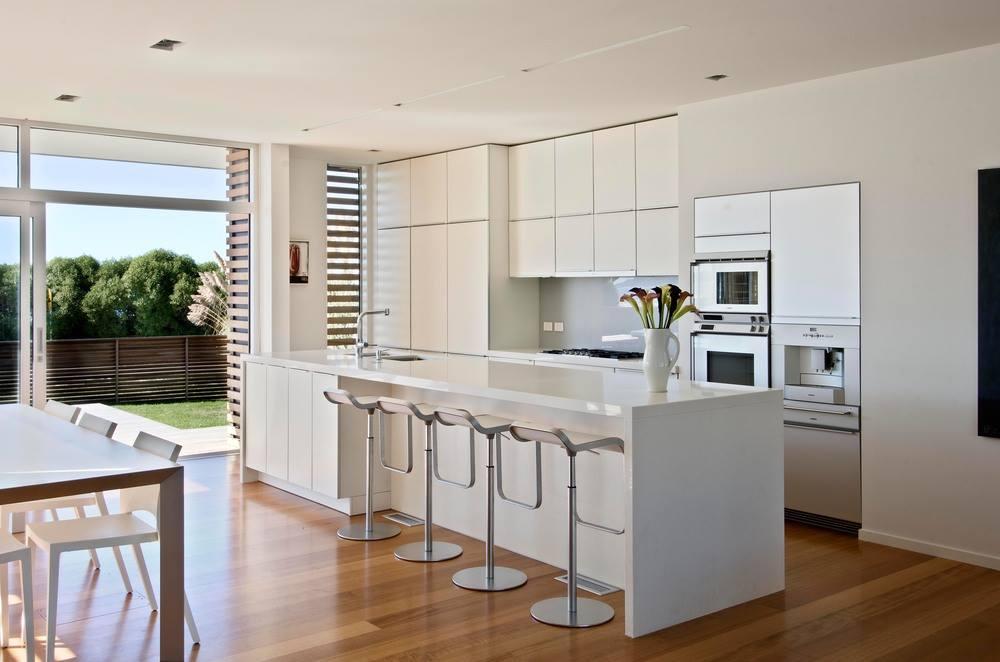 Kookeiland met spoelbak en kookplaat home design idee n en meubilair inspiraties - Keuken indeling ...