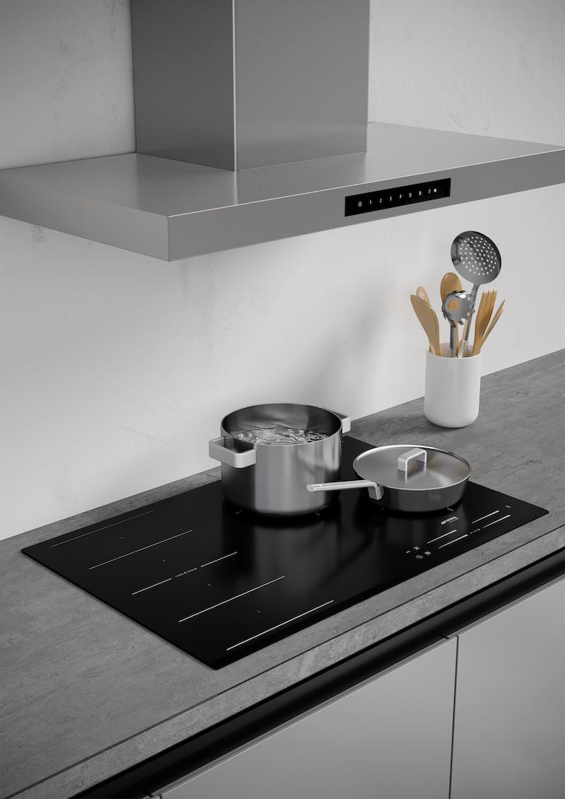 Alles over inductie koken #inductiekookplaat #inductie #keuken #Kookplaat #smeg