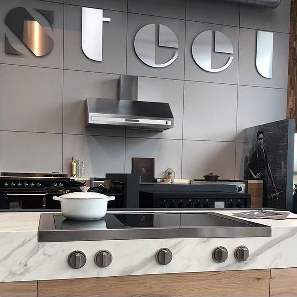 Alles over inductie koken #inductiekookplaat #inductie #keuken #Kookplaat #steel #enfasi