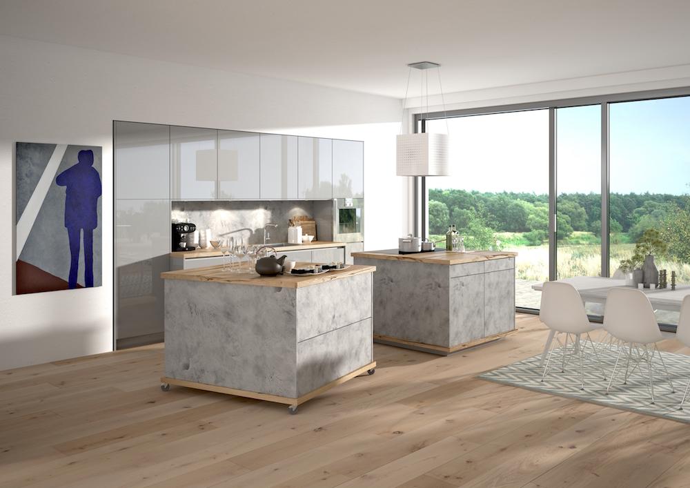 Nieuwe Keuken Kopen Tips : geopend en worden bij het sluiten gedempt. Keuken is van Kuhlmann