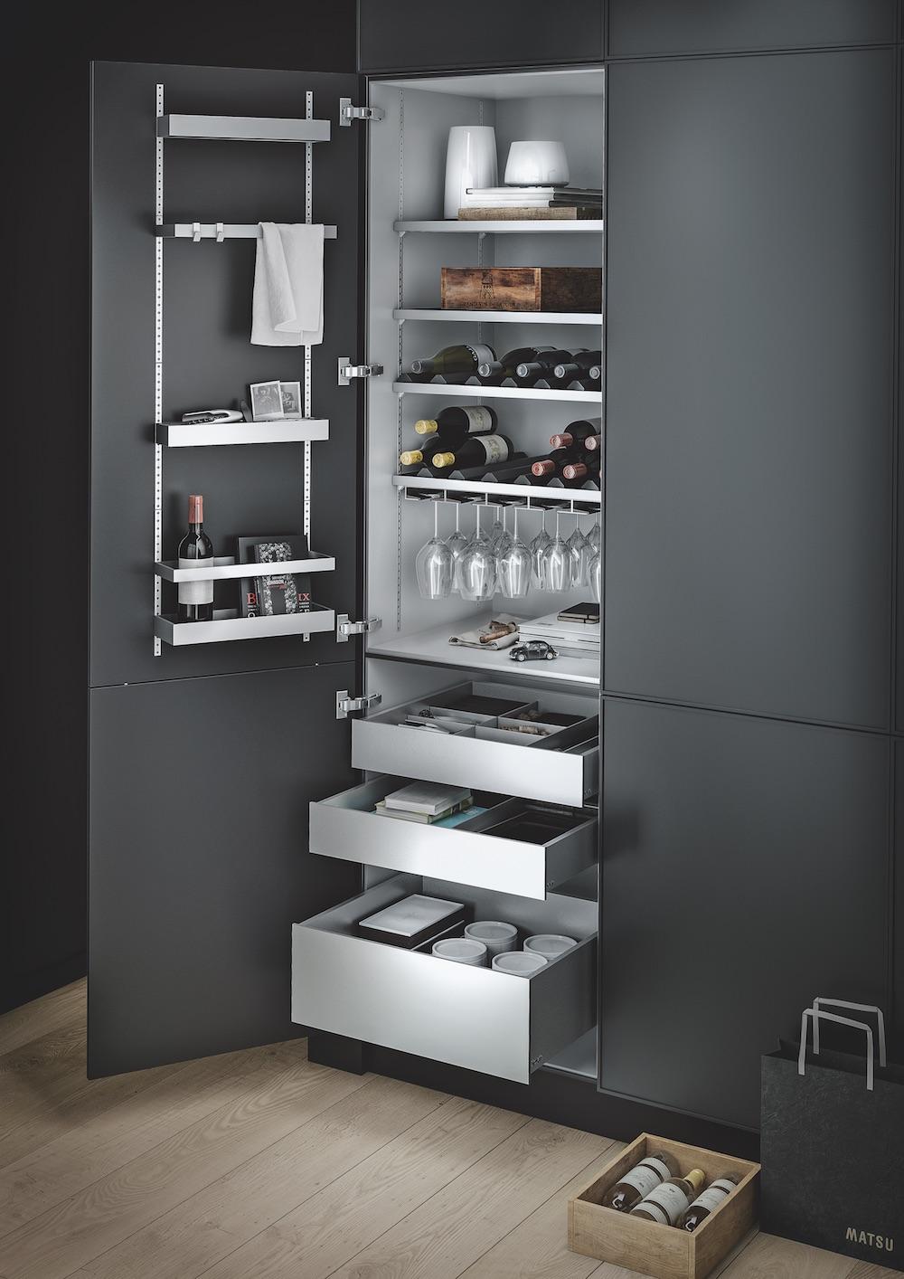 Nieuwe Keuken Kopen Tips : Multifunctionele ' Keukenkasten ' zijn een opkomende trend