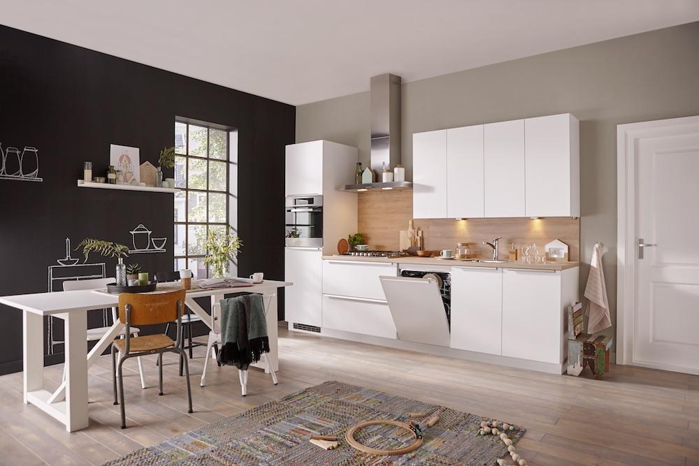 Unique Keuken Met Fronten Van Glas : ... van een nieuwe keuken ...