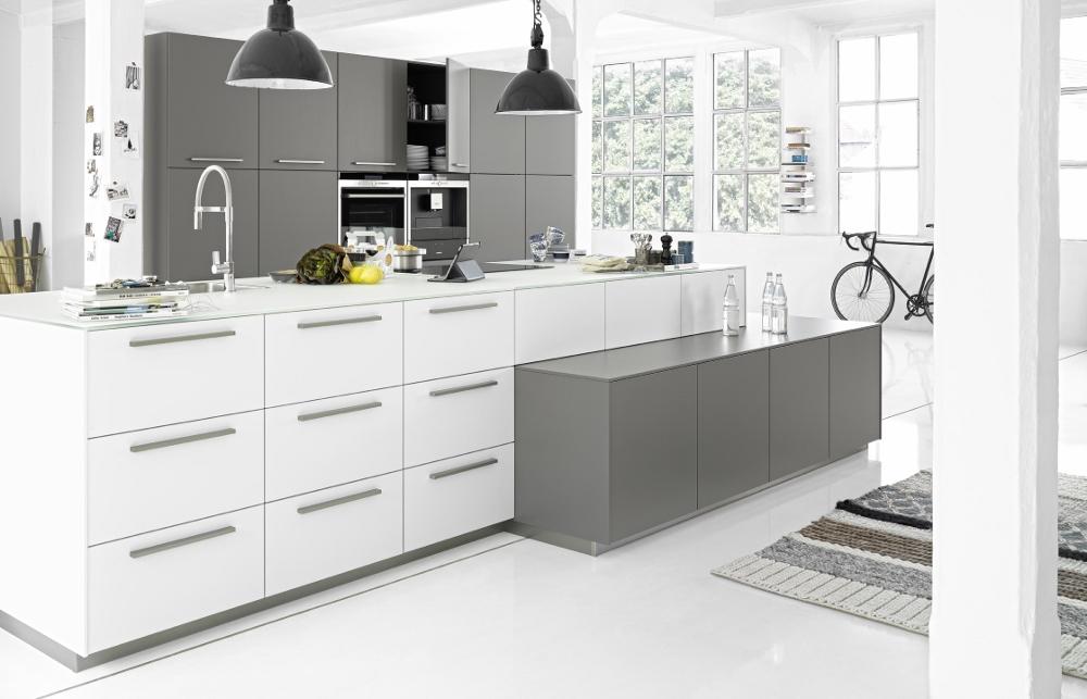 Greeploze Witte Keuken Met Kookeiland ~ ConSEnzA for .