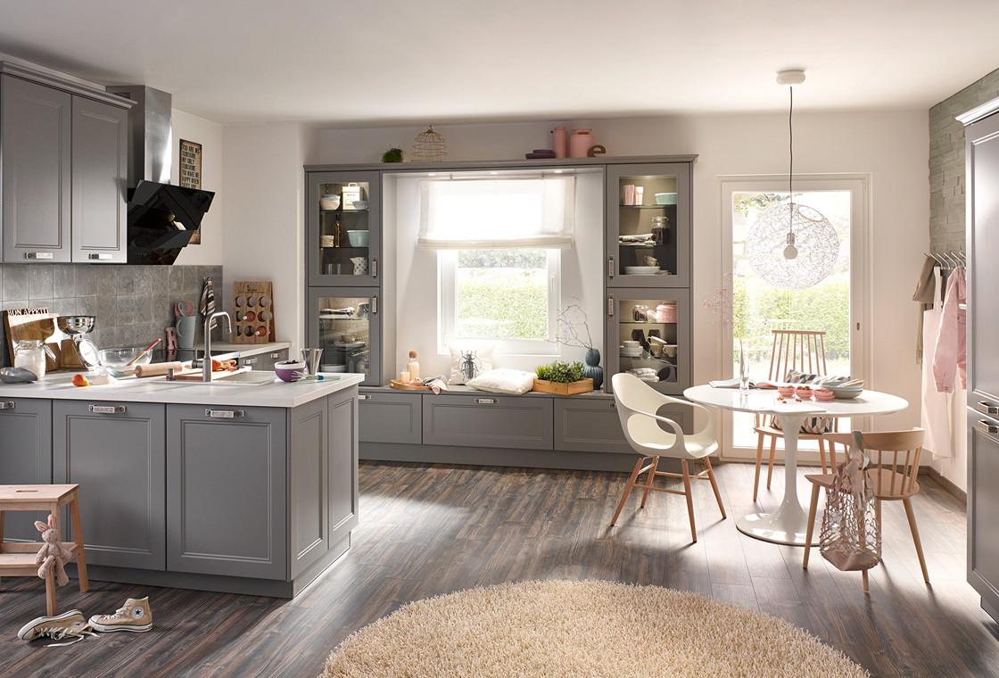 Klassieke keuken van Keukenspecialist.nl. Vraag de gratis belevingsgids met keukeninspiratie.