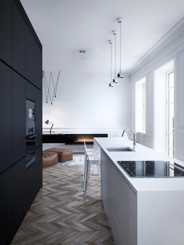 Keukens met een kookeiland inspiratie nieuws startpagina voor keuken idee n uw - Idee deco keuken wit ...