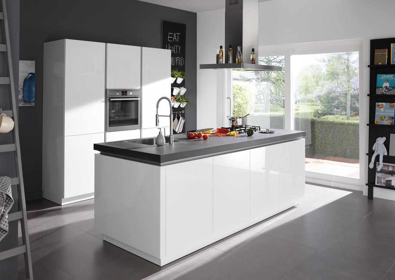 Keukens met een kookeiland inspiratie nieuws startpagina voor keuken idee n uw - Optimaliseren van een kleine keuken ...