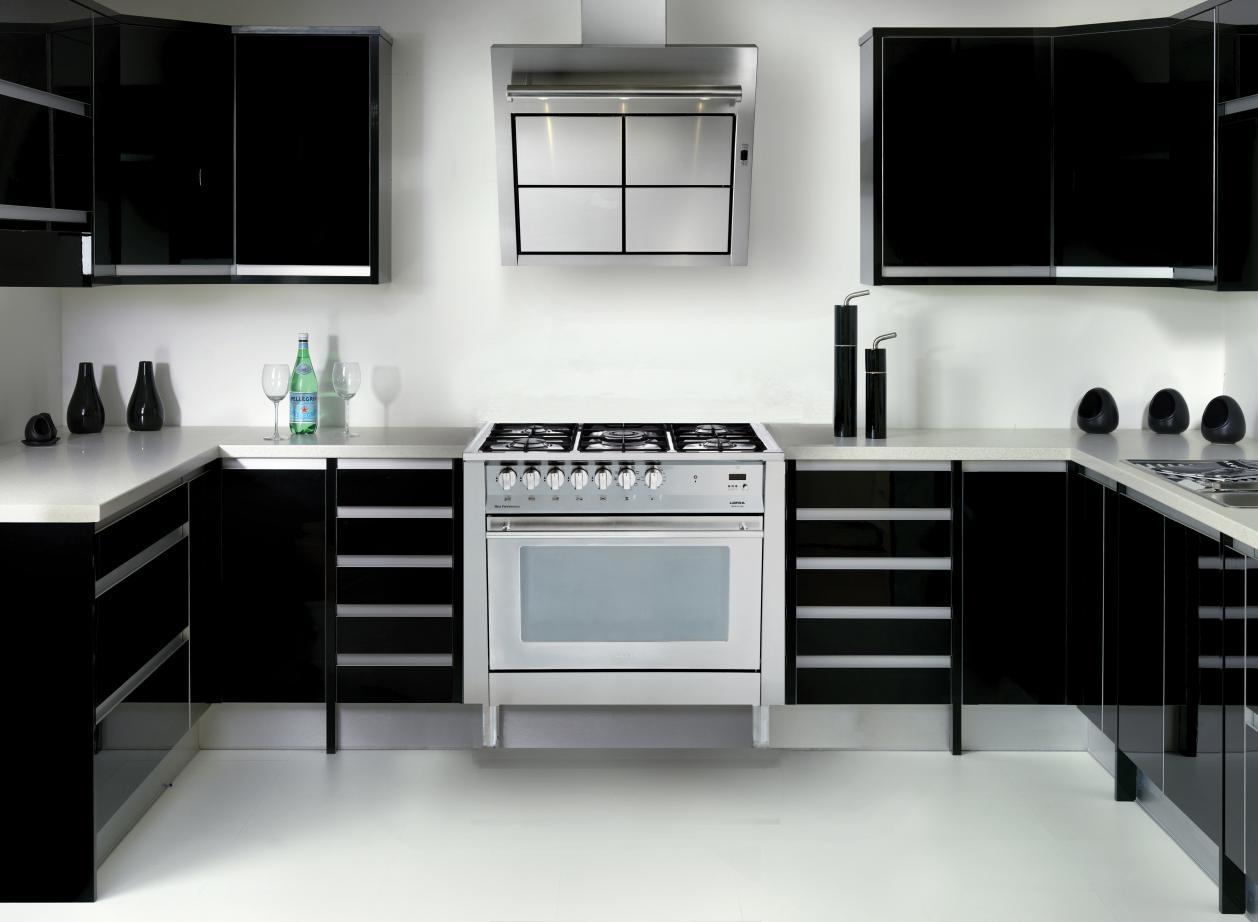 Exclusief fornuis van Lofra met wokbrander en grote oven