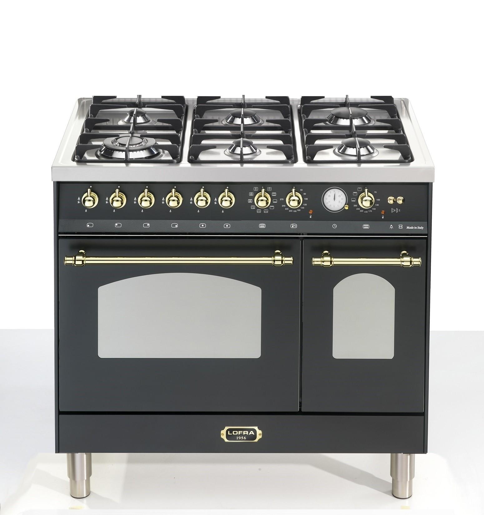 Uitgelezene Lofra fornuizen 100% Italiaans design - UW-keuken.nl AA-42